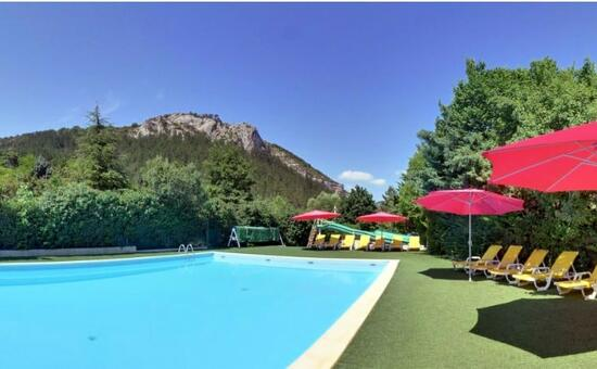 Camping Les Princes d'Orange ****